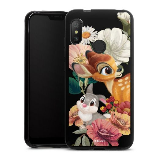 DeinDesign Handyhülle »Bambi, Klopfer transparent« Xiaomi Mi A2 Lite, Hülle Bambi Disney Klopfer