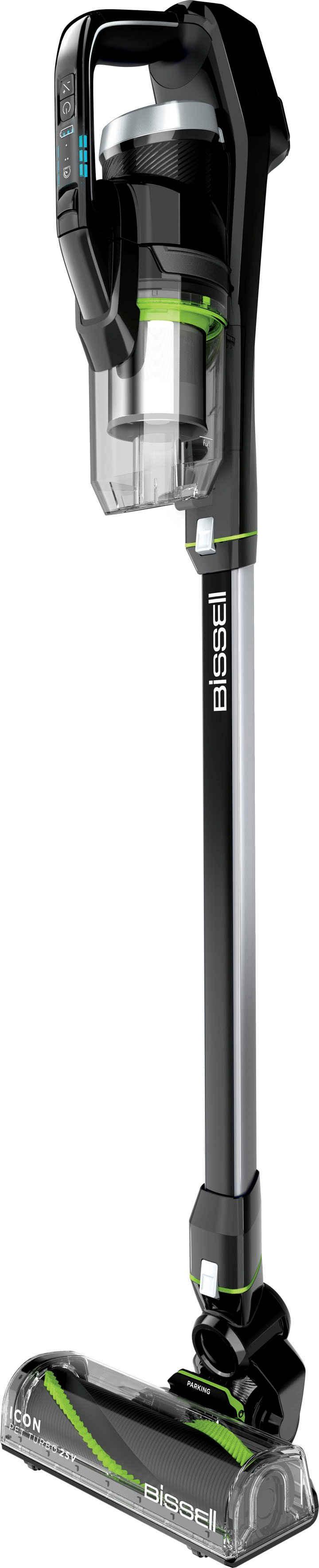 Bissell Akku-Handstaubsauger BISSELL ICON Pet Turbo 25V, 400 Watt, beutellos