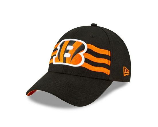 New Era Trucker Cap »New Era NFL CINCINNATI BENGALS 2019 Official ON-STAGE 9FORTY Draft Cap«