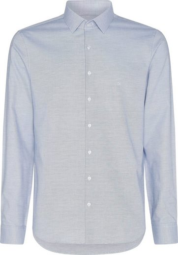 Calvin Klein Businesshemd »STRUCTURE EASY CARE SLIM SHIRT«