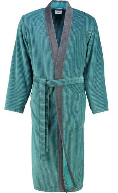 Herrenbademantel »5840«, Cawö, Kimono Form