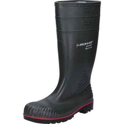 Dunlop »Dunlop ACIFORT Gummistiefel grün S5« Sicherheitsstiefel