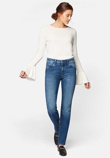 Mavi Straight-Jeans »KENDRA« Gerade geschnittene Hose