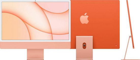 "Apple iMac 24"" mit 4,5K Retina Display iMac (24 Zoll, Apple M1)"