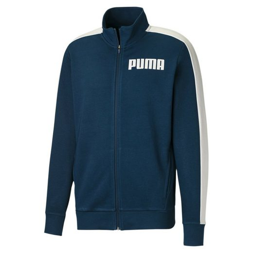PUMA Sweater »Contrast Herren Trainingsjacke«