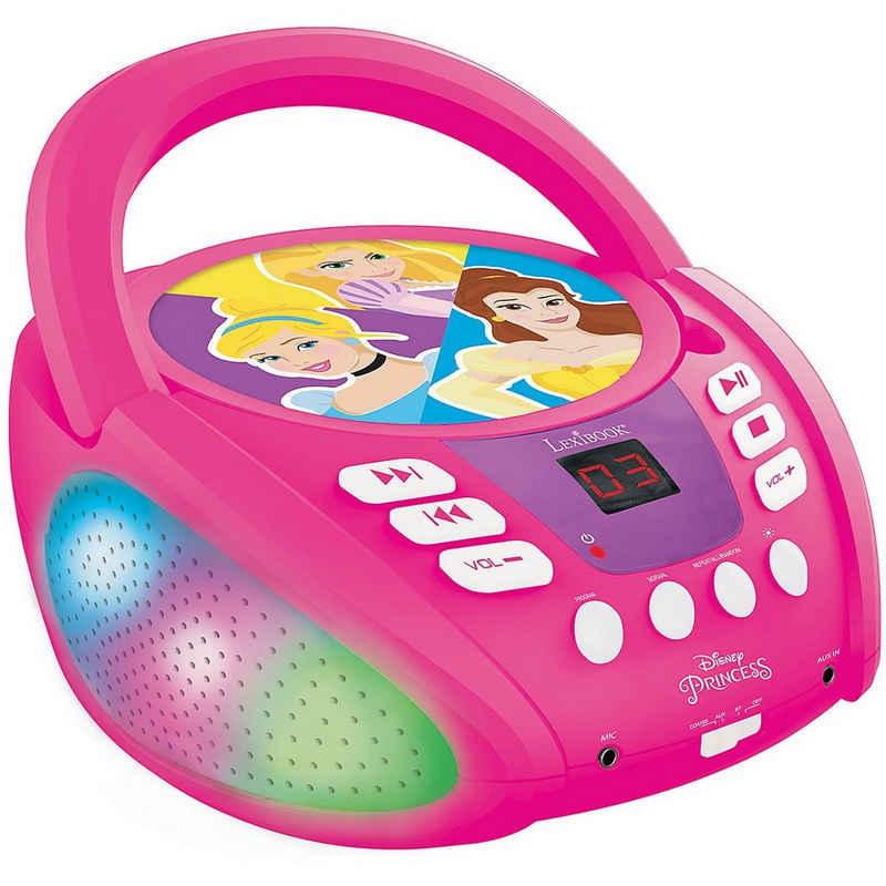 Lexibook® »Disney Princess - Bluetooth-CD-Player für Kinder -« CD-Player