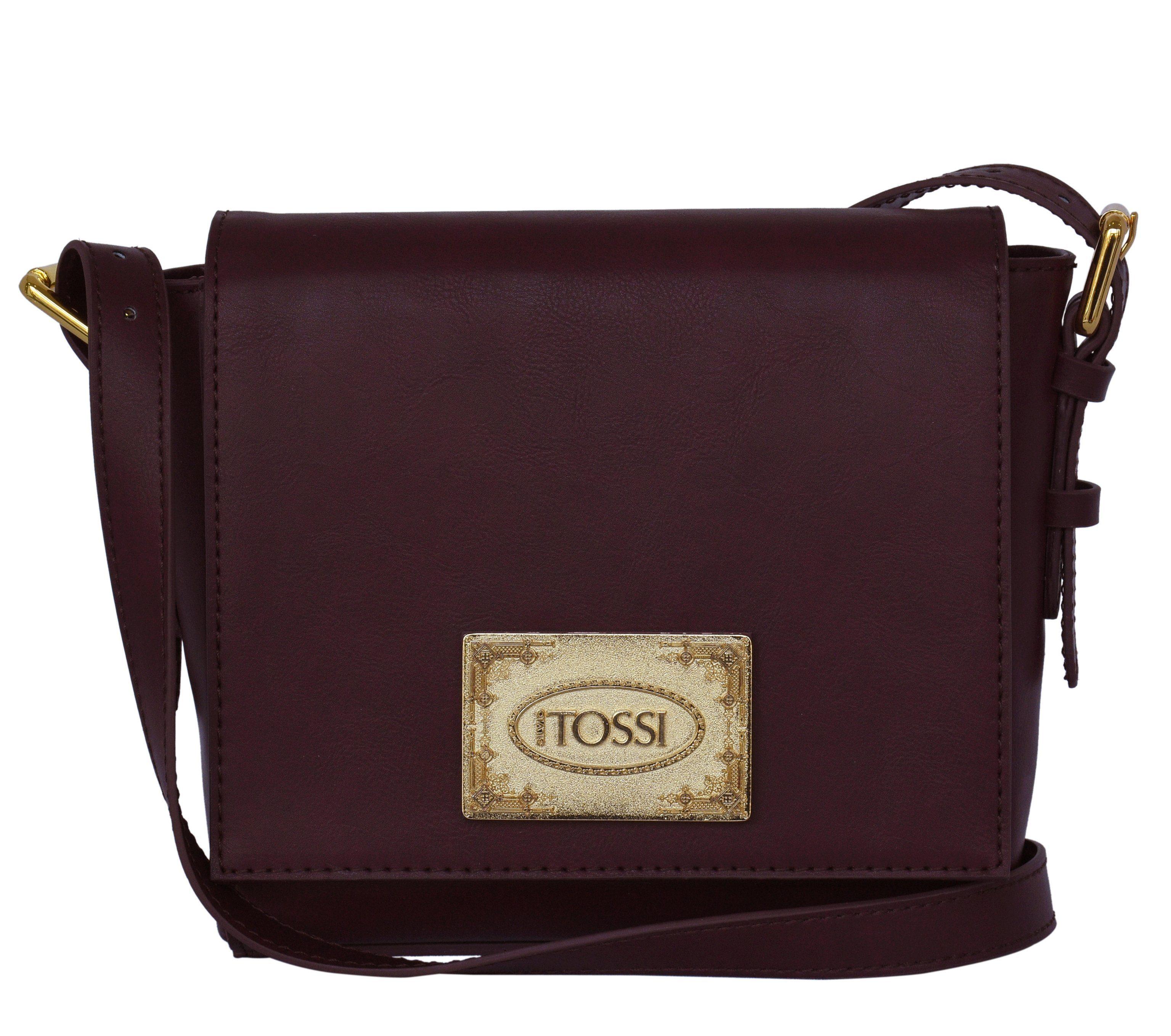 Silvio Tossi Lederhandtasche mit Spezialschutzschicht online kaufen   OTTO