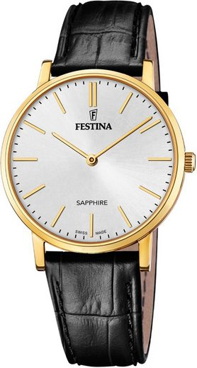 Festina Schweizer Uhr »Festina Swiss Made, F20016/1«