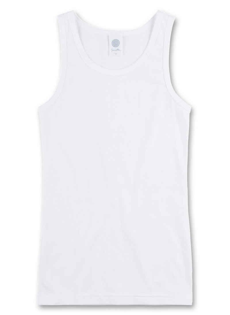 Sanetta Unterhemd »Mädchen Unterhemd - Shirt ohne Arme, Basics,«