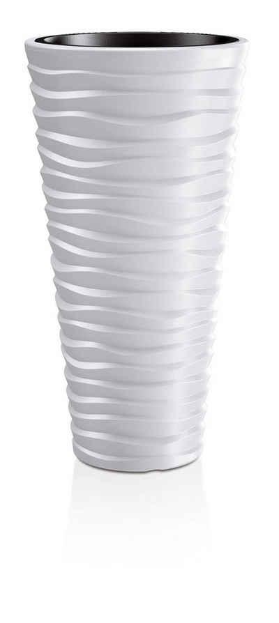Prosperplast Pflanzkübel »Sand slim«, ØxH: 39x75 cm