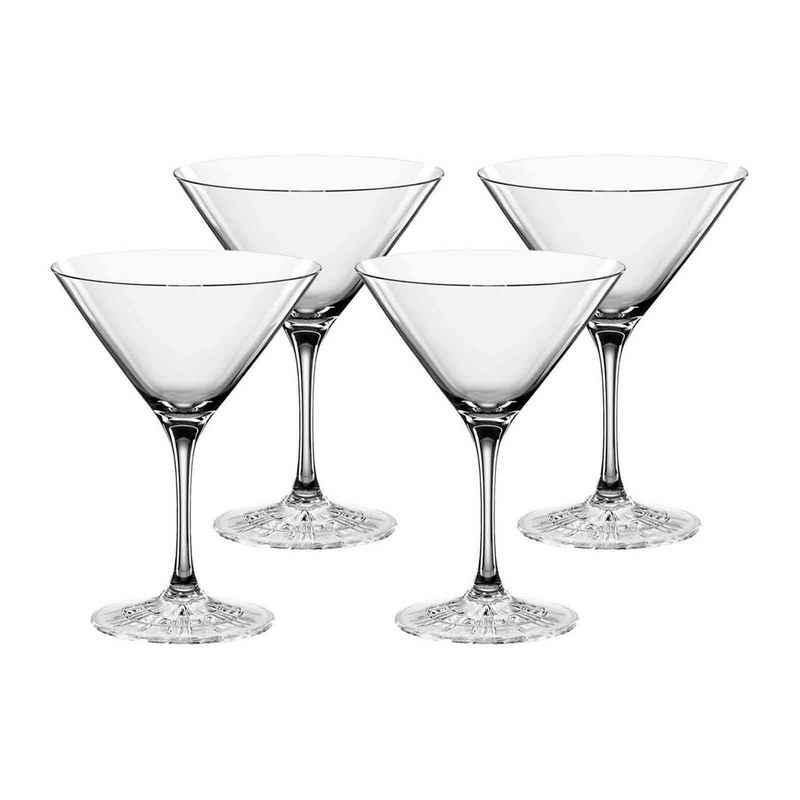 SPIEGELAU Martiniglas »Perfect Serve Collection Cocktailglas 4er Set«, Glas