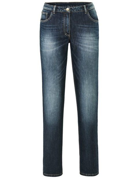Hosen - Angel of Style by HAPPYsize Slim fit Jeans Carla ›  - Onlineshop OTTO
