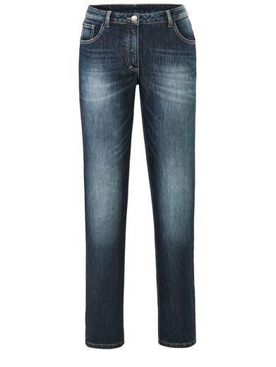 Angel of Style by HAPPYsize Slim-fit-Jeans Carla