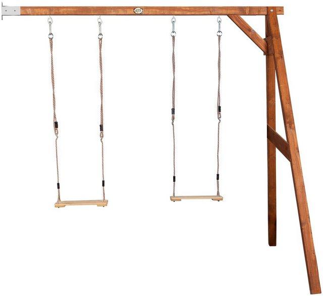 Empfehlung: Wand Doppelschaukel AXI aus Holz  von AXI*