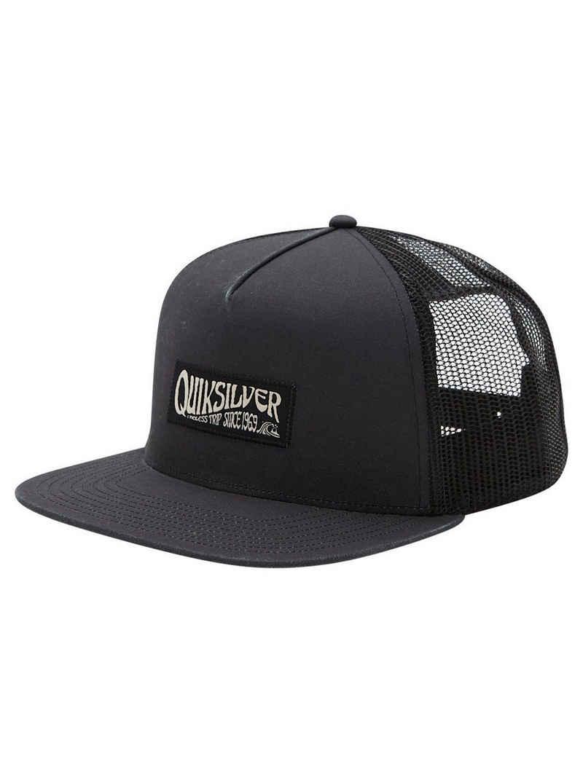 Quiksilver Trucker Cap »Crystal Clear«
