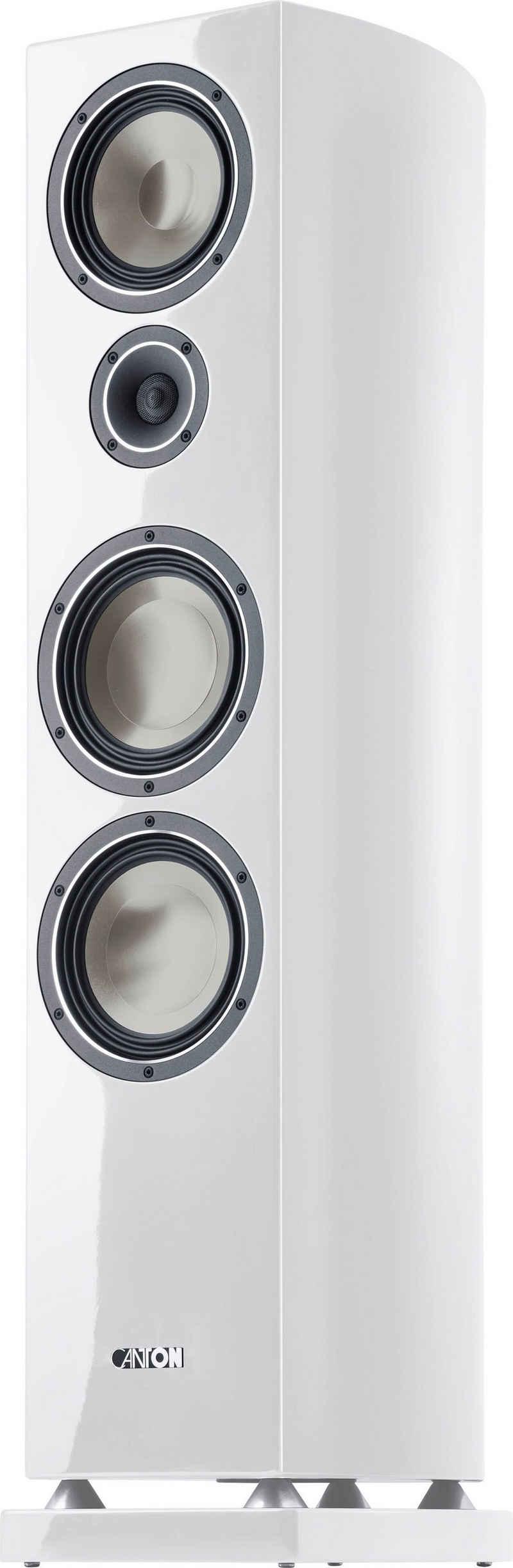 CANTON Vento 896 DC ein Stand-Lautsprecher (340 W, 1 Stück)