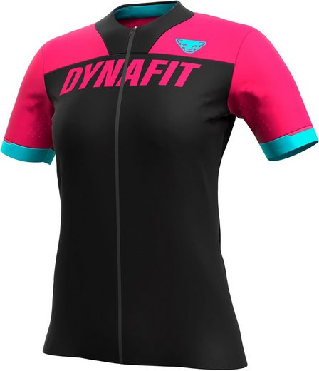 Dynafit T-Shirt »Ride Full-Zip Kurzarmshirt Damen«