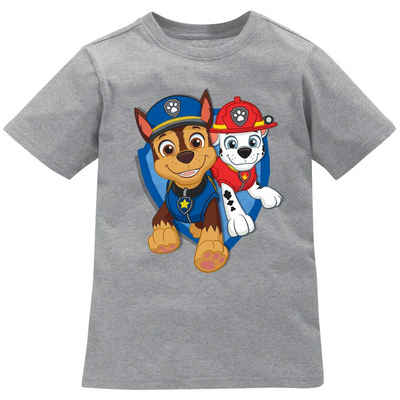 PAW PATROL T-Shirt & Langarmshirt »Chase Marshall« Gr. 86/92