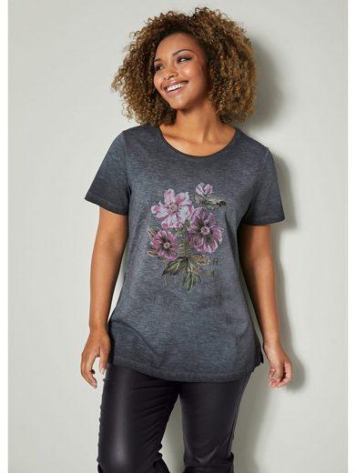 Angel of Style by Happy Size T-Shirt aus reiner Baumwolle