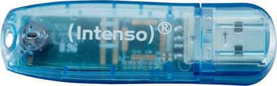 Intenso »Rainbow Line« USB-Stick (Lesegeschwindigkeit 28 MB/s)