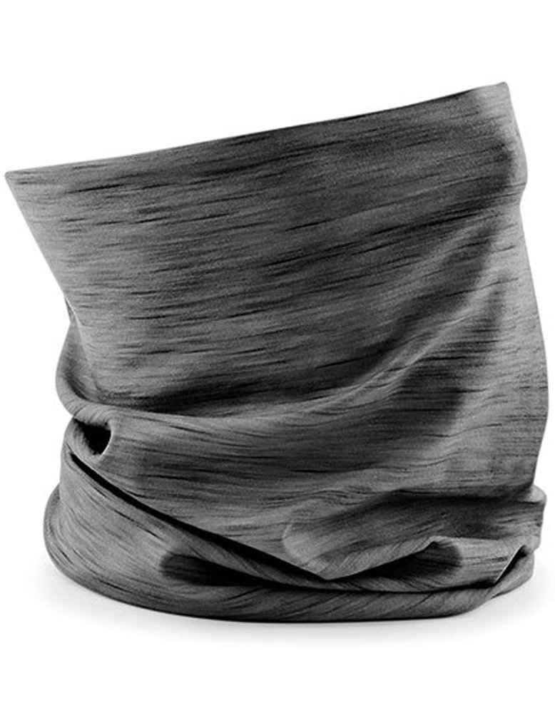 Beechfield® Multifunktionstuch »Neckwarmer Schlauchschal« Gedruckter Spacer-Effekt