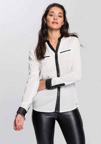 AJC Marškiniai su Details iš Lederimitat