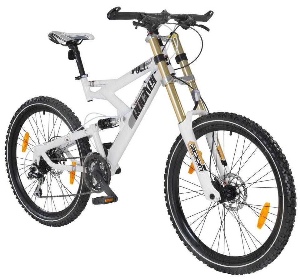 leader mountainbike vole 26 zoll 24 gang hydraulische scheibenbremsen online kaufen otto. Black Bedroom Furniture Sets. Home Design Ideas