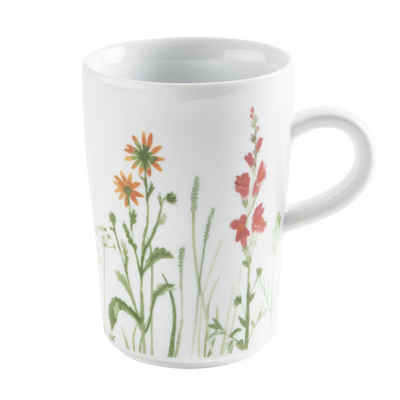 Kahla Latte-Macchiato-Tasse »Wildblume 0,35 l«, Porzellan, Made in Germany