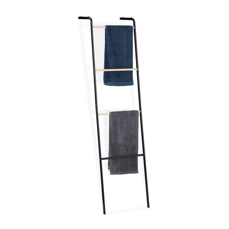 relaxdays Handtuchleiter »Handtuchleiter aus Metall«