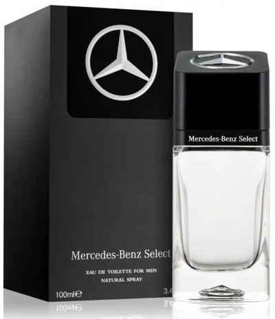 Mercedes Eau de Toilette »Mercedes Benz Select Man Eau de Toilette 100ml«