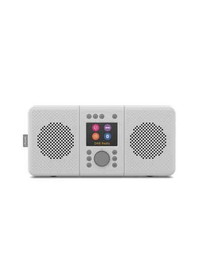 Pure »Elan Connect+« Internet-Radio (Digitalradio (DAB), Internetradio sowie DAB/DAB+ & UKW Radio, 60 Senderspeicherplätze, Sleeptimer & Weckfunktion, Stereo-Sound, Bluetooth, AUX, WLAN)