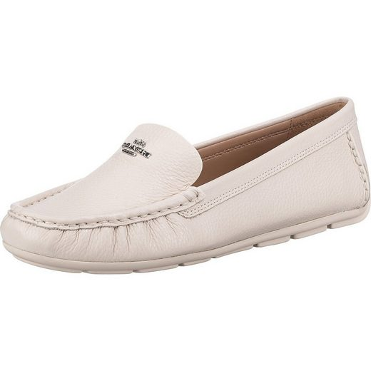 COACH »Marley Leather Driver Loafers« Loafer