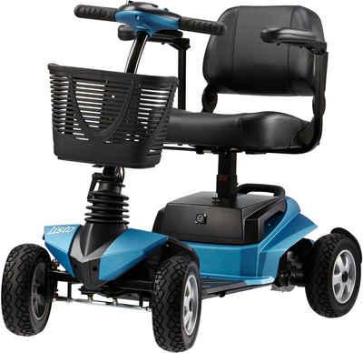 "DIETZ® REHA-PRODUKTE Elektromobil »Mini-Seniorenmobil / Reise-Elektromobil ""Listo"" 6 km/h«, 400 W, 6 km/h"