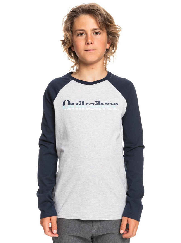 Quiksilver Langarmshirt »Primary Colours«