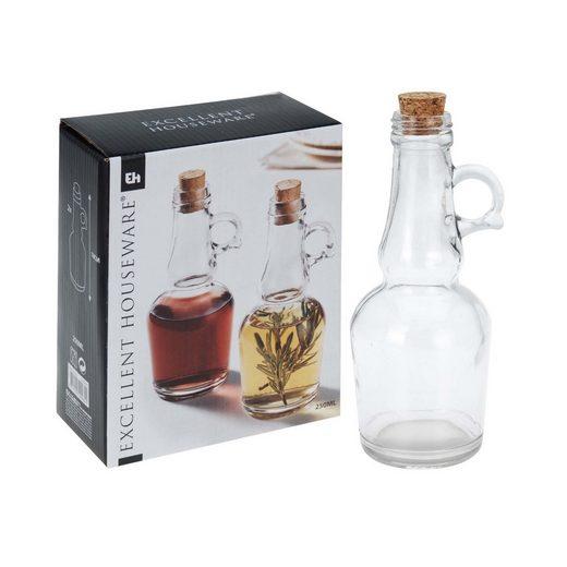 HTI-Living Ölspender »Essig und Öl Set Flasche«, Leicht zu reinigen