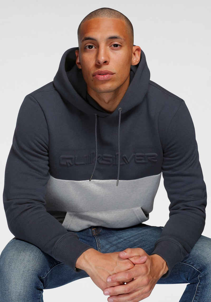 Quiksilver Kapuzensweatshirt »EMBOSS HOODIE«