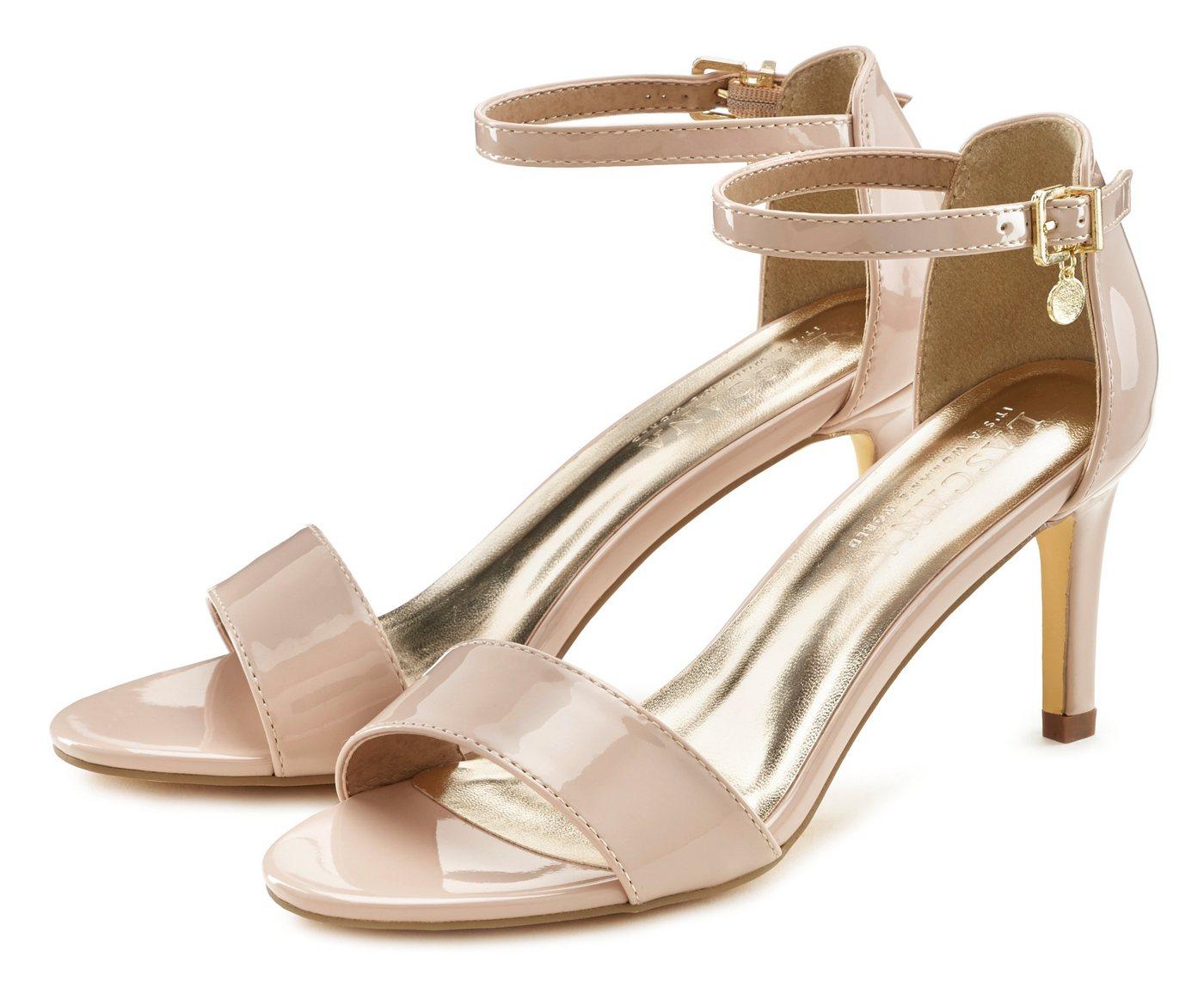 lascana -  Sandalette im zeitlosem Design