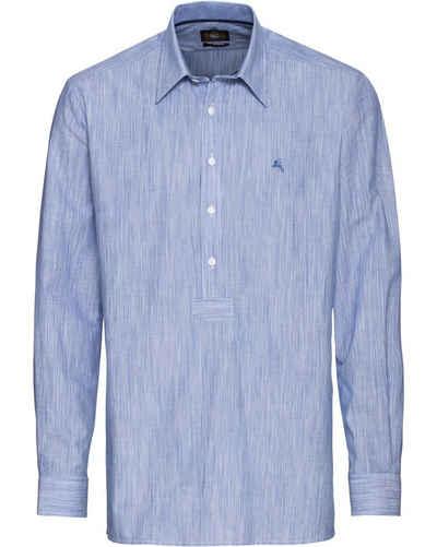 Hammerschmid Trachtenhemd »Trachtenhemd, gestreift«