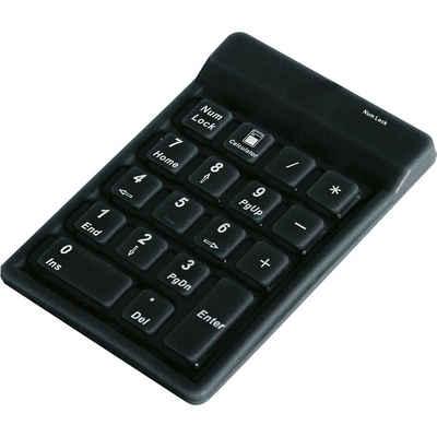 KEYSONIC »ACK-118 BK« Tastatur