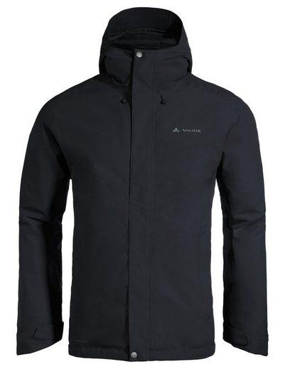 VAUDE Outdoorjacke »Men's Rosemoor Padded Jacket« Grüner Knopf