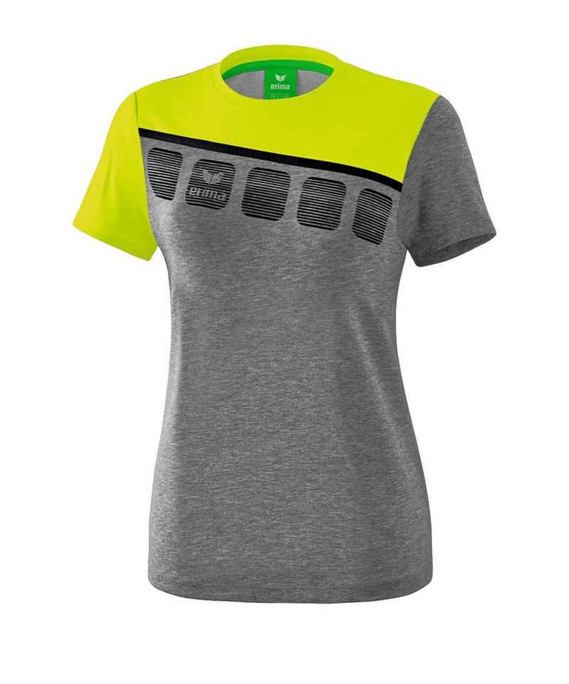 Erima T-Shirt »5-C T-Shirt Damen«