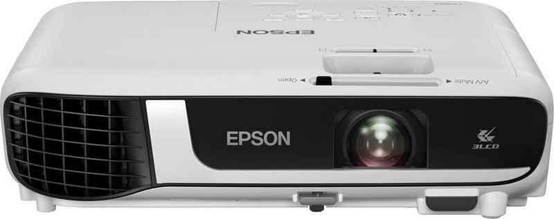 Epson »EB-W51« Beamer (4000 lm, 16000:1, 1280 x 800 px)