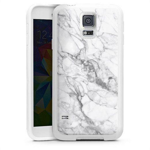 DeinDesign Handyhülle »Marmor« Samsung Galaxy S5 Neo, Hülle Stein Marmor Muster