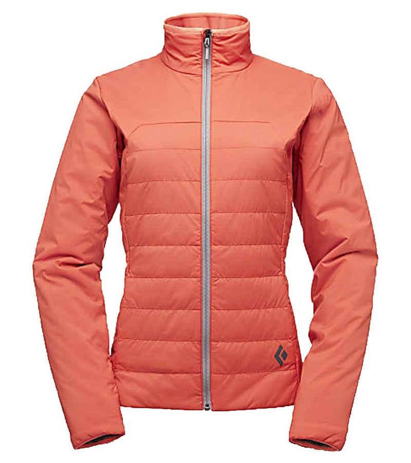 Black Diamond Softshelljacke »Black Diamond First Light Jacke praktische Damen Wintersport Jacke Isolationsjacke Alpin-Jacke Orange«