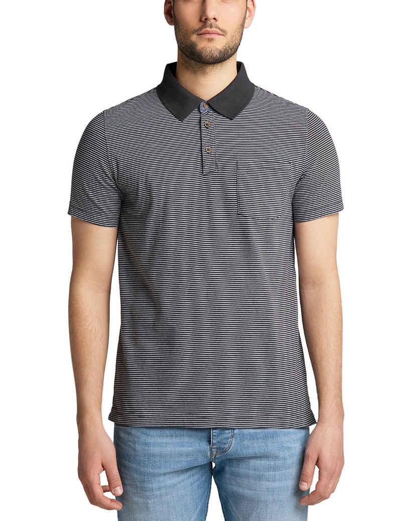 MUSTANG Poloshirt »Pablo PC Polo« T-Shirt
