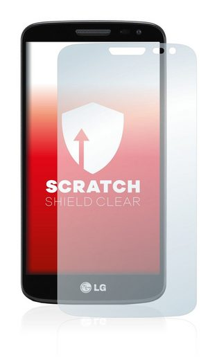 upscreen Schutzfolie »für LG G2 Mini D620«, Folie Schutzfolie klar anti-scratch
