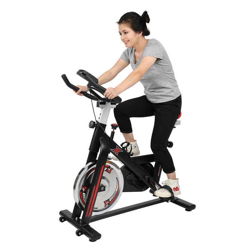 FCH Heimtrainer »GH-709«, Fitness Fahrrad Trimmrad Hometrainer Indoor Cycling Bike Cardio