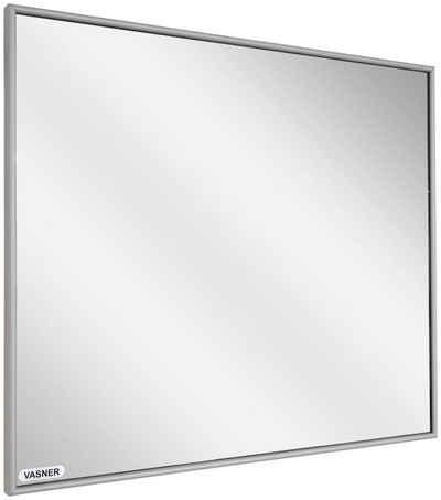Vasner Infrarotheizung »Zipris S 400«, 400 W, Spiegelheizung mit Aluminium-Rahmen