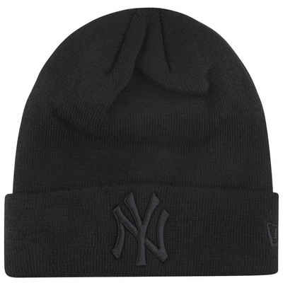 New Era Fleecemütze »Beanie CUFF New York Yankees«