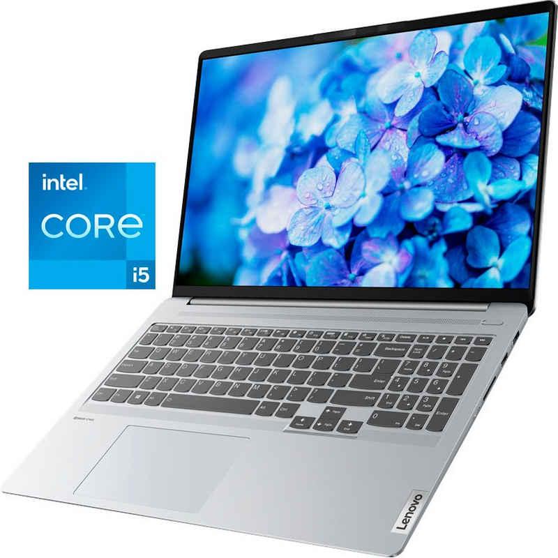 Lenovo IP 5 Pro 16IHU6 i5-11300H (P) Notebook (40,6 cm/16 Zoll, Intel Core i5 11300H, GeForce MX450, 512 GB SSD, Kostenloses Upgrade auf Windows 11, sobald verfügbar)